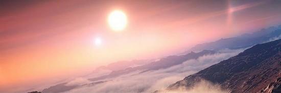 Cizí světy ve vesmíru