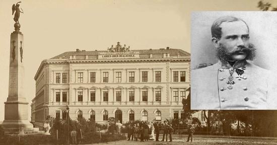 Rozmach Znojma za vlády Františka Josefa I.