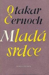 Obálka knihy Mladá srdce (1957)