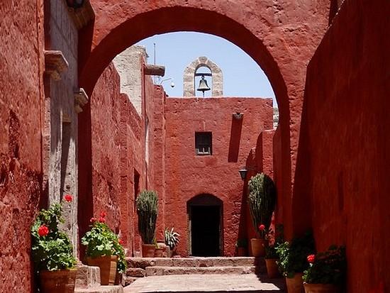 Klášter Santa Catalina