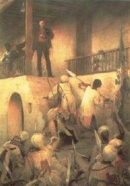 General Gordon's Last Stand, Khartoum 26th January 1885