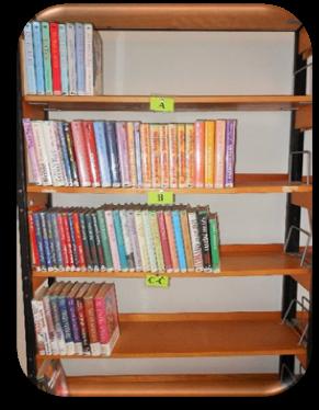 Knihovna v DPS  Dukelská