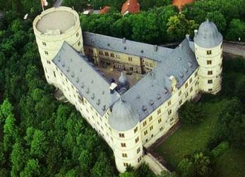 hrad Wewelsburg