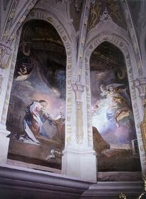 Zvěstování P. Marie (kostel Nejsvětější Trojice v Brně-Králově Poli)