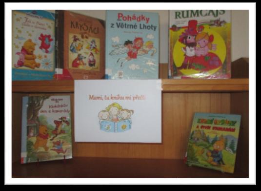 Týden knihoven 2017 na dětském oddělení