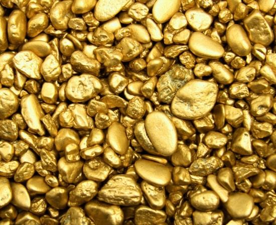 Zzlaté nuggety