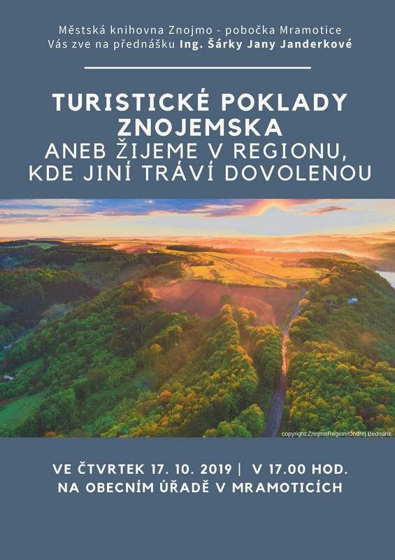 Turistické poklady Znojemska