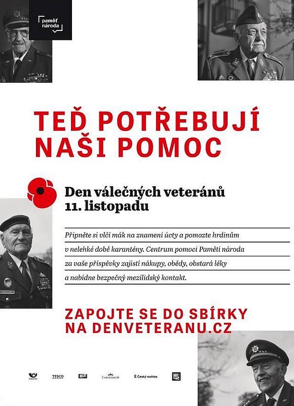 Den válečných veteránů, 11. listopadu