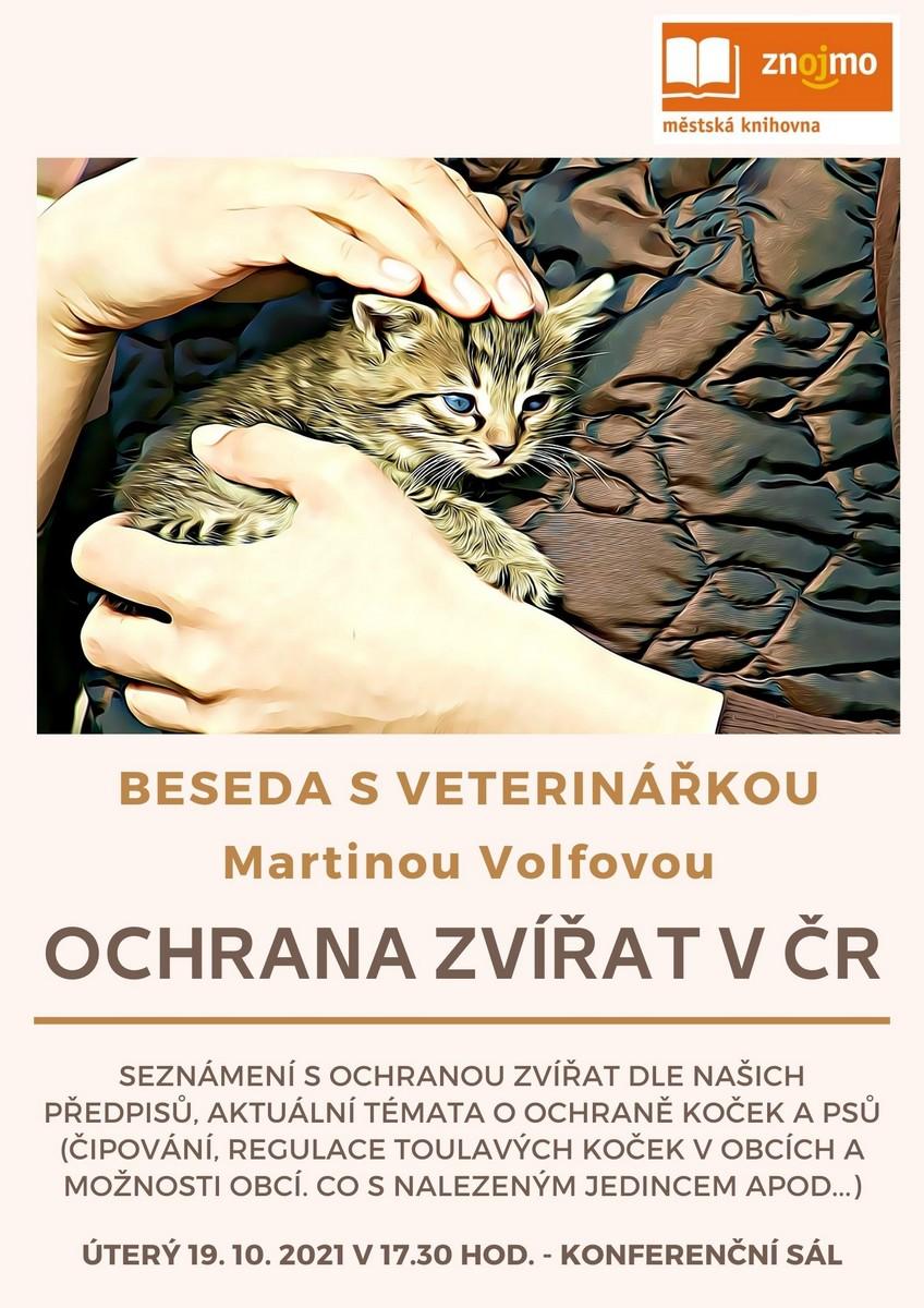 Ochrana zvířat v ČR