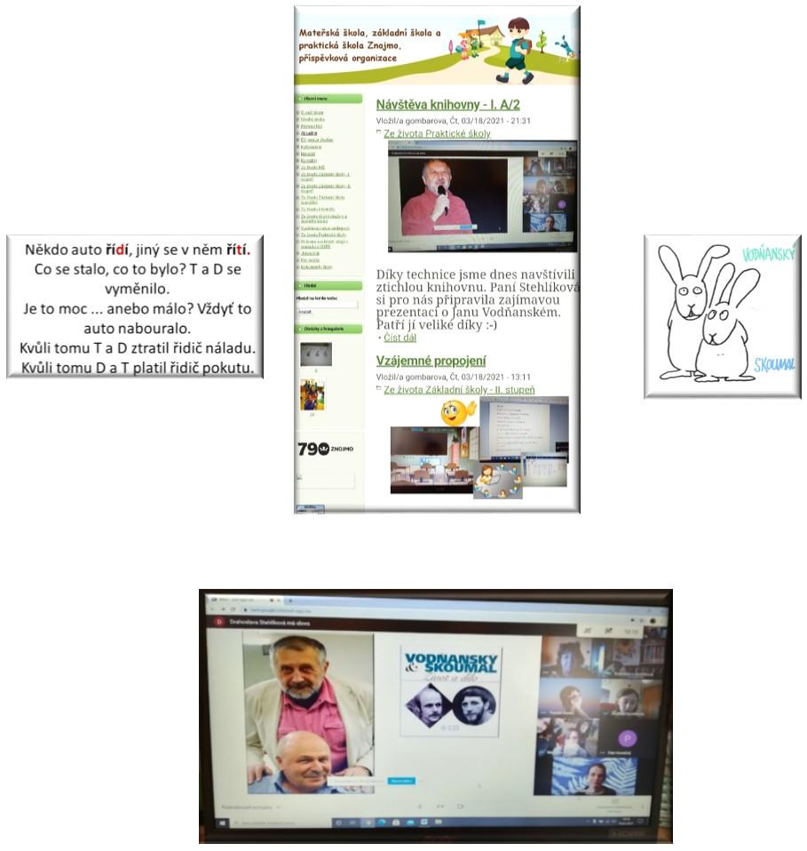 On-line Dětské oodělení