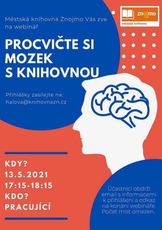 Procvičte si mozek s knihovnou