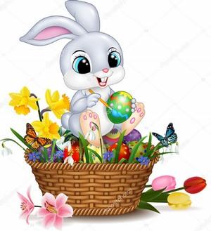 Velikonoční výtvarná dílna